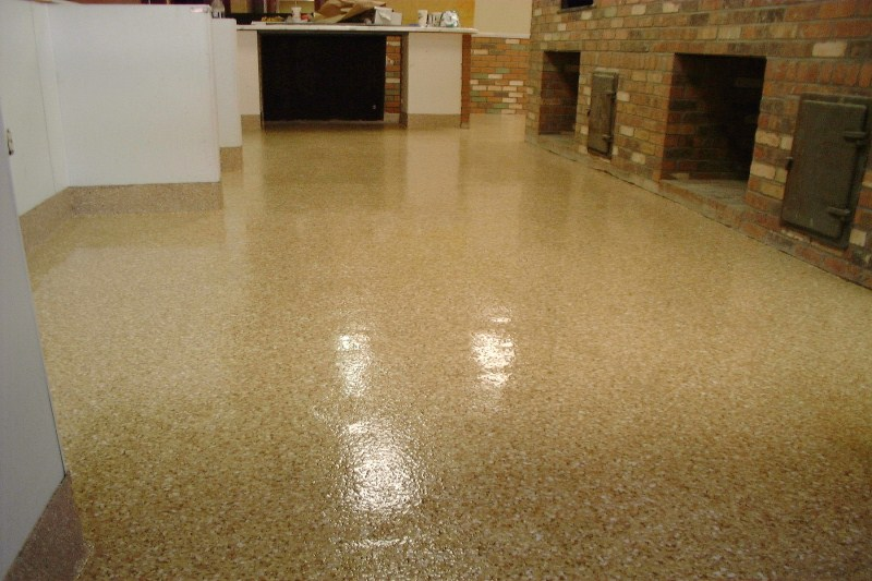 Good Epoxy Floor Coatings