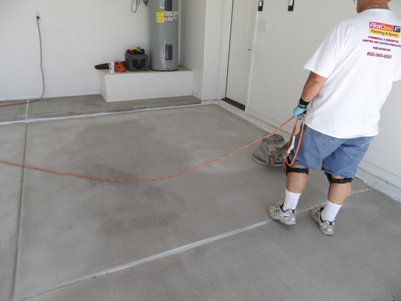 Sanded Concrete Flooring : Sandpaper for concrete floor gurus