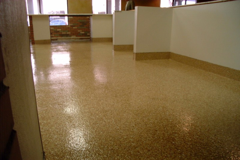 Quartz Epoxy Floors First Class Coatings
