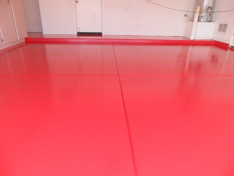 Solid Color Concrete Floors Scottsdale Az First Class